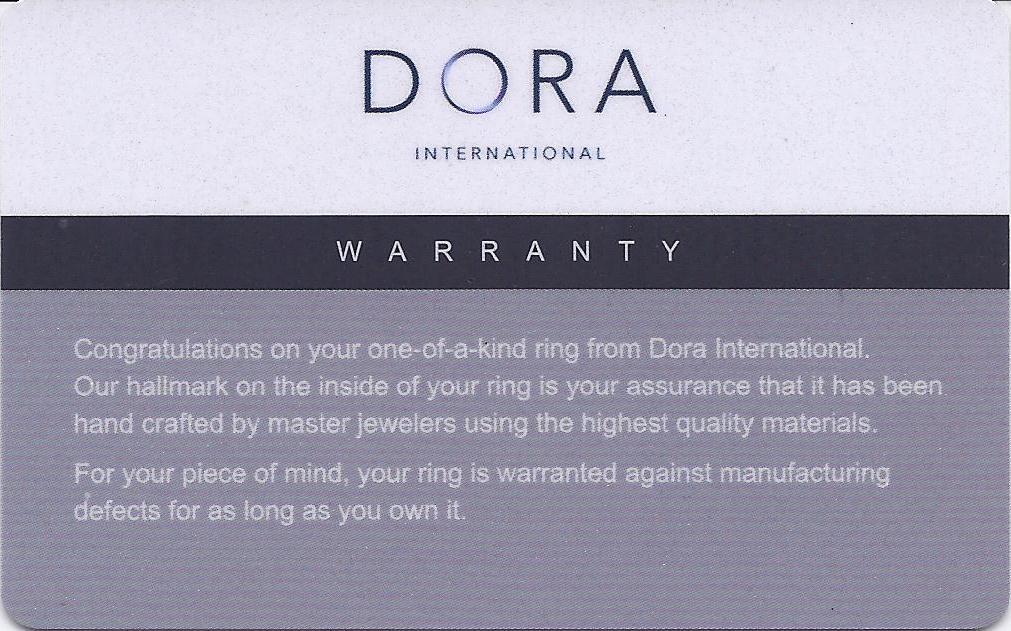 Designer 14 Karat White Gold Unique Diamond Right Hand Ring