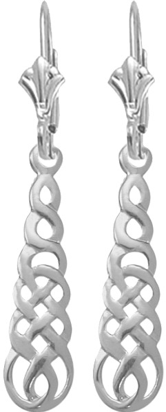 Sterling   Earring   Celtic   Silver